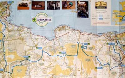 Λιγα λόγια για τη διαδρομήτου DAKAR 2003