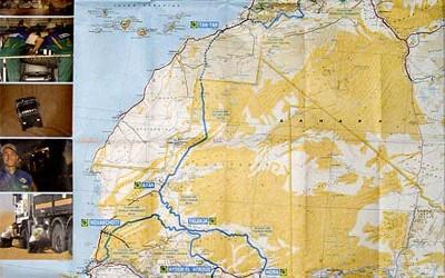 Λίγα λόγια για τη διαδρομή του DAKAR 2004