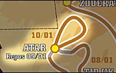 Paris Dakar 2005 – Μέρα 10