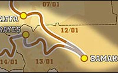 Paris Dakar 2005 – Μέρα 13