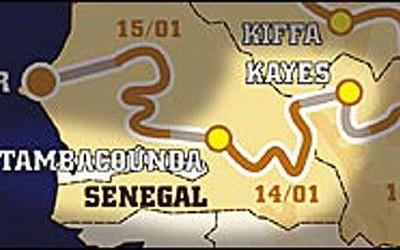 Paris Dakar 2005 – Μέρα 15