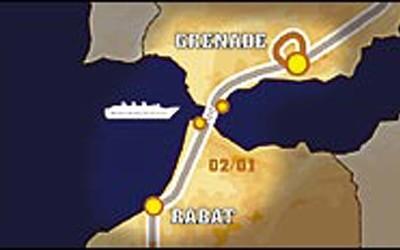 Paris Dakar 2005 – Μέρα 3