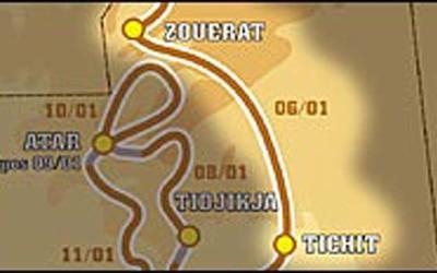 Paris Dakar 2005 – Μέρα 7