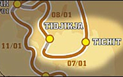 Paris Dakar 2005 – Μέρα 9