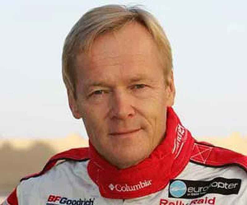 Ari Vatanen:  Ο Βασίλης Ορφανός Συμβολίζει Όσα Το DAKAR Πρεσβεύει
