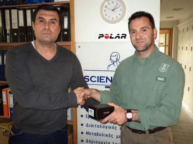 Ο οργανισμός Science Technologies στηρίζει τον Έλληνα θρύλο του Dakar