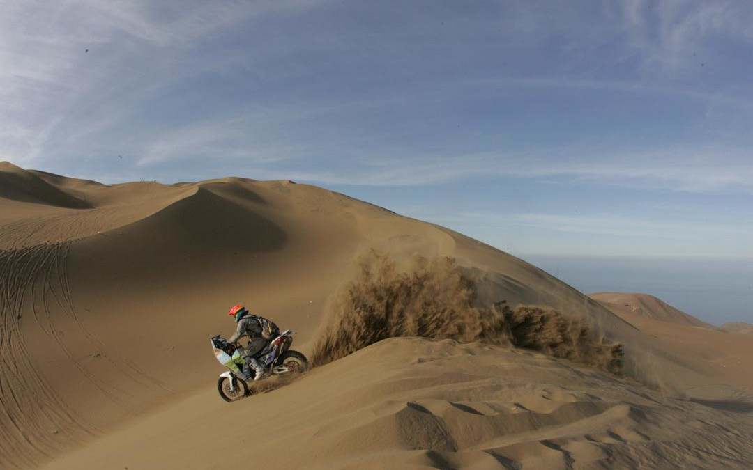 Rally Dakar 2011 / Stage 6: Και έπεται συνέχεια…