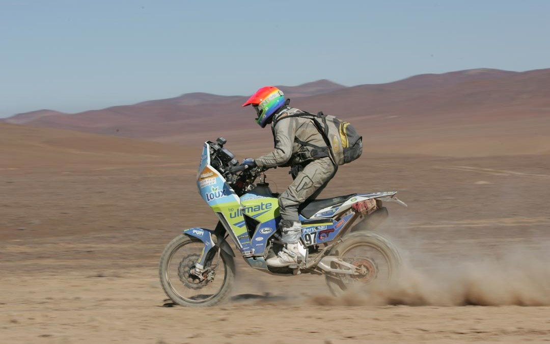 Rally Dakar 2011 / Stage 8: Σε σταθερό τέμπο