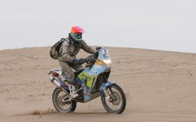 Rally Dakar 2011 / Stage 9: Βασίλης Ορφανός: «Συνεχίζω ακάθεκτος»