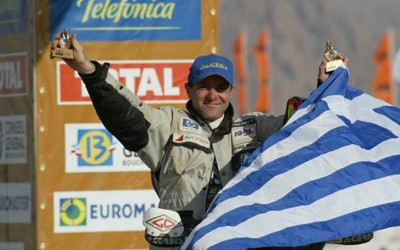 Paris Dakar 2003 Μέρα 18