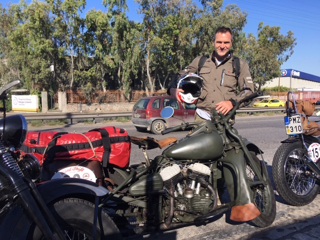 H VOM συμμετέχει στο Hand Shift 2019 με Harley-Davidson WLA 1949