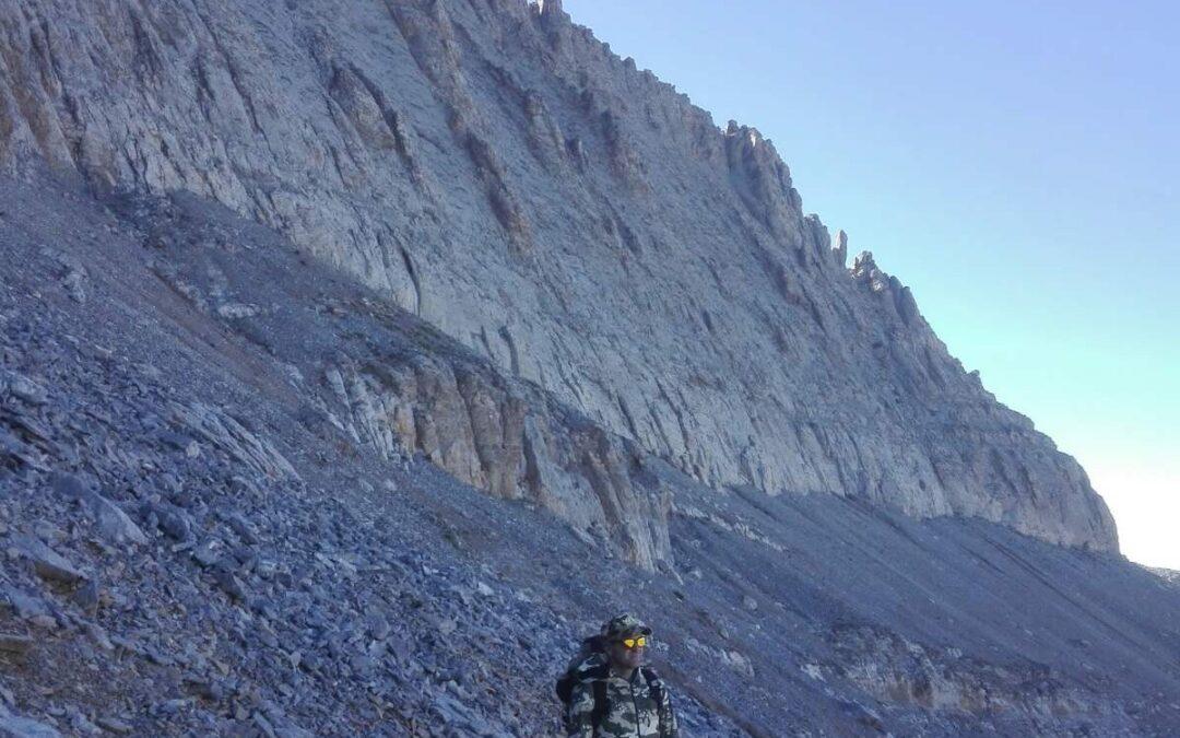 O Βασίλης Ορφανός για 5η φορά στο βουνό του Ολύμπου.