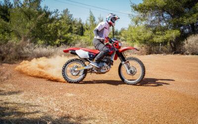 O Bασίλης Ορφανός παρουσιάζει το θρυλικό Honda XR 400 R
